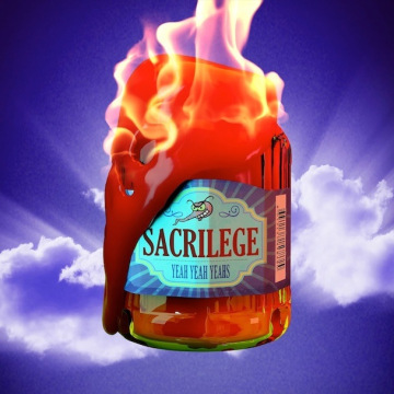 yeah yeah yeahs sacrilege