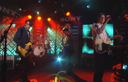 divine fits on kimmel