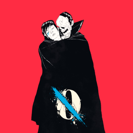 QOTSA - LIKE CLOCKWORK