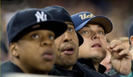Jay-Z & Leonardo DiCaprio