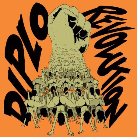 Revolution-EP - DIPLO