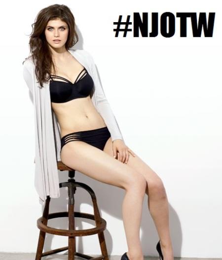 Alexandra Daddario - NJOTW