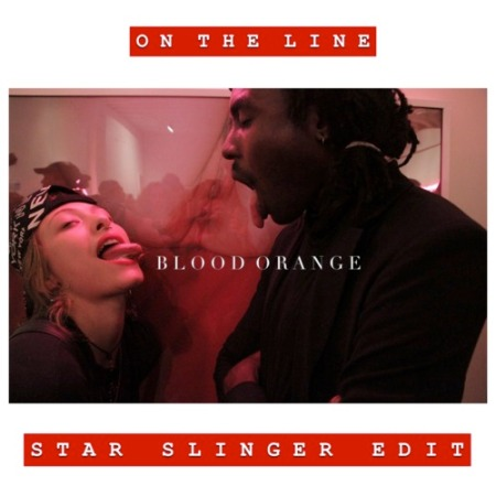 blood oranfe star slinger