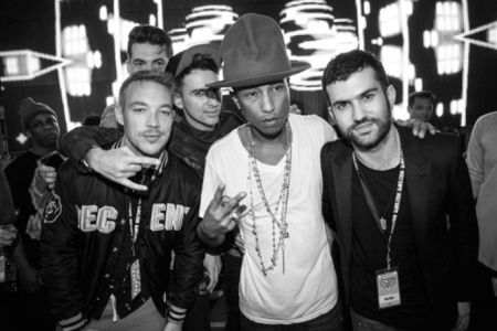 Pharrell & Diplo