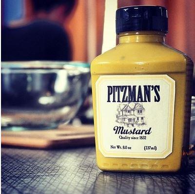 pitzman's mustard